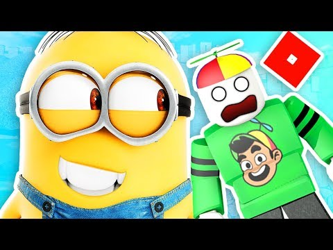 Download Youtube: ESCAPE THE MINIONS! | Roblox | Guava Games