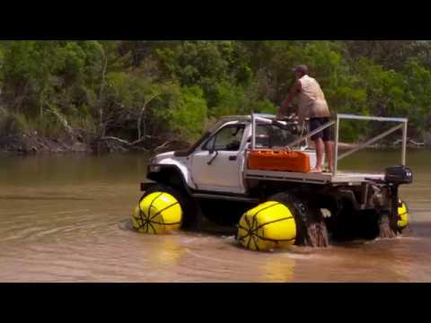 UNLEASHED: Is This Australia's Toughest Hilux?