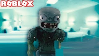 ZOMBIE INFESTATION IN THE ROBLOX HOSPITAL