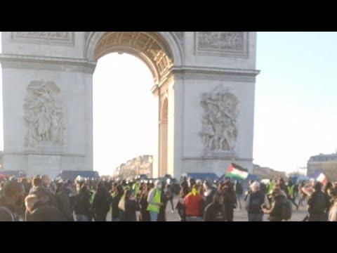 Arc De Triomphe Chaud