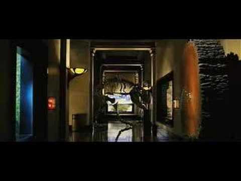 Trailer do filme Uma Noite no Museu