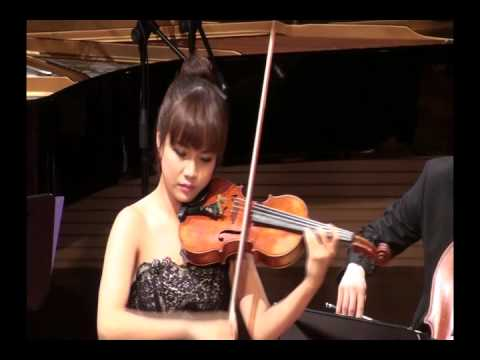 Song from a secret garden by Fusion ensemble 愛 / violinist Chung yoonjung solo