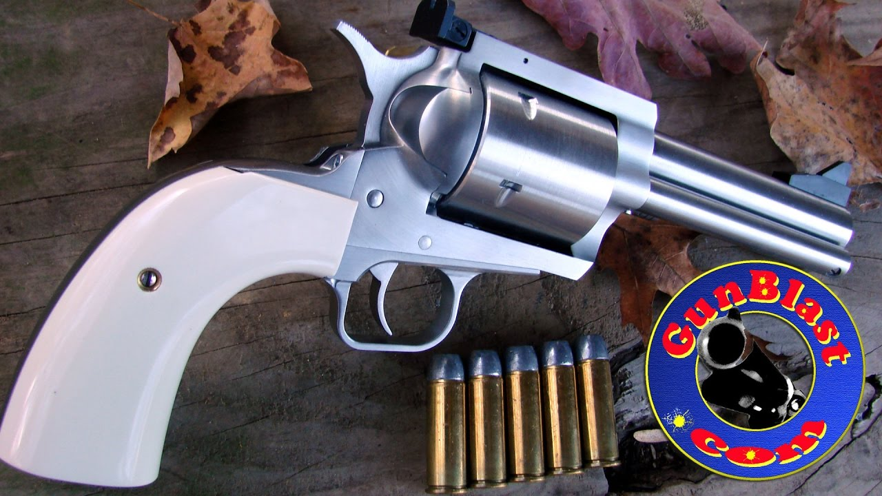 Shooting The Magnum Research Bfr 475 Linebaugh 480 Ruger Revolver