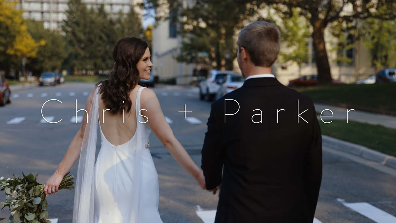 A Beautiful Wedding in the City of Grand Rapids | Chris & Parker | Wedding Film