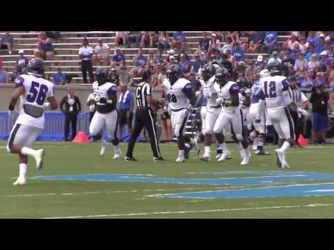 ACU Football | ACU vs AFA