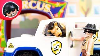 Karlchen klaut den Geldtransporter! - Playmobil Polizei Film - Karlchen Knack #355