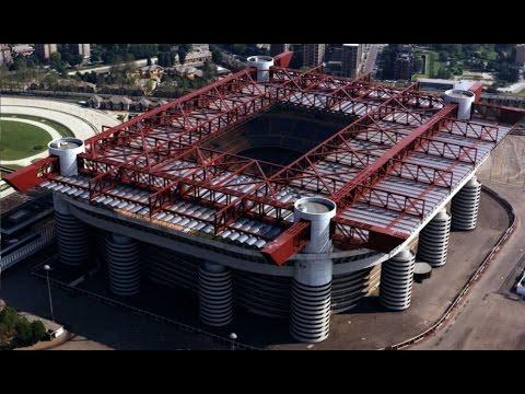 Serie A TIM Stadiums 16/17