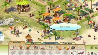 Paradise Beach - Download Free at GameTop.com