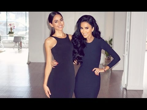 In this video, Dr.                               Mona Vand                              sits down for a live interview with Lilly Ghalichi for her series called: Ghalichi Glam.
