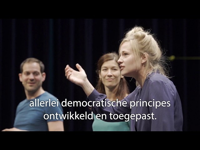 In Search of Democracy 3 0  Theater Trailer