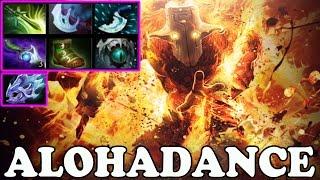 Dota 2 - ALOHADANCE Plays Juggernaut - Ranked Match Gameplay