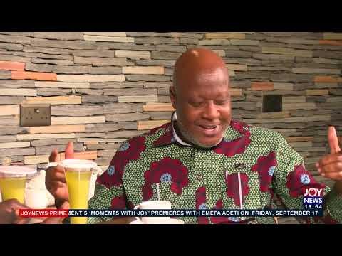 Kwami Sefa Kayi picks Amandzebas Wogbe jeke as one of his favorites - Joy Sports (17-9-21)
