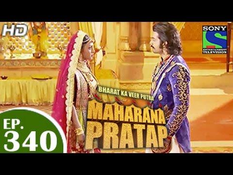 Bharat Ka Veer Putra Maharana Pratap - महाराणा प्रताप - Episode 340 - 31st December 2014