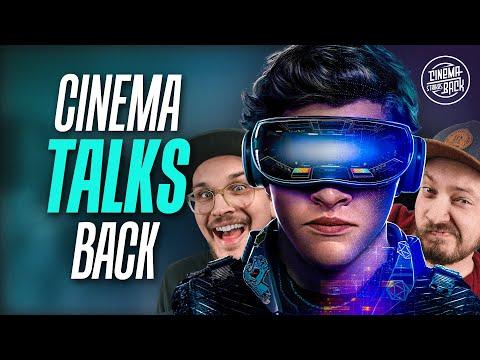 READY PLAYER ONE: Talk zu Film & Buch - CTB #11