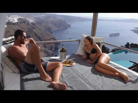 Honeymoon Petra Villas - 5* Santorini Luxury Hotel - Caldera View