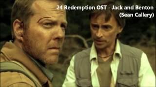 24 Redemption Soundtrack - Jack and Benton - Sean Calllery
