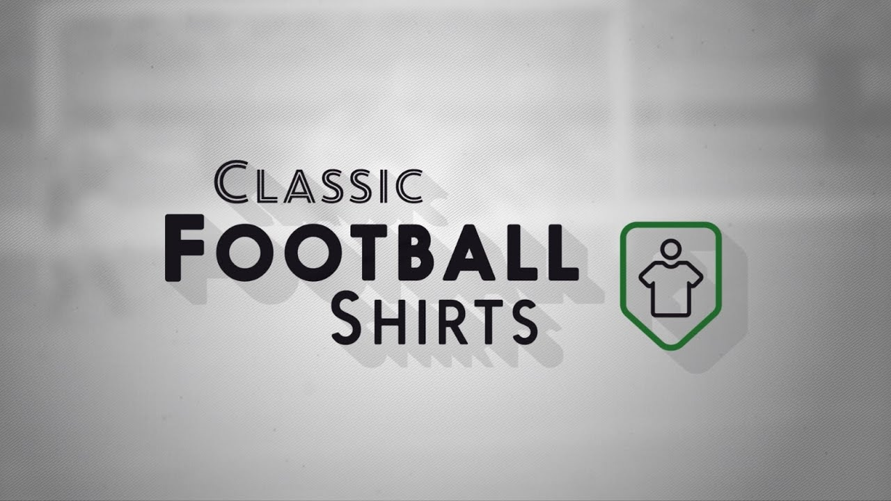 f5593a6f6e3 The story behind the world's largest collection of football shirts - and  why some become classics