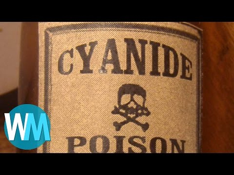 Top 10 Dangerous Substances That Will Straight-Up Kill You