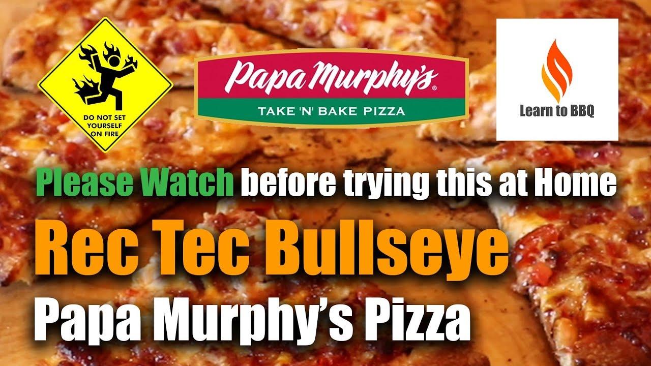 papa murphy s pizza rec tec bullseye pellet grill review learn