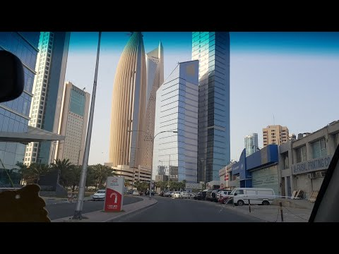 Sharq - Downtown Kuwait City Roadtrip