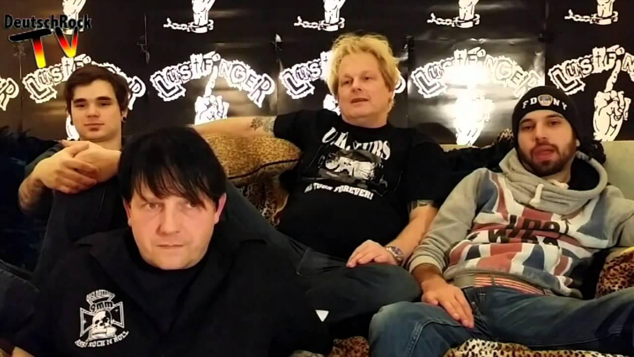 Band Mit R : interview mit der band lustfinger deutschrock tv youtube ~ Watch28wear.com Haus und Dekorationen