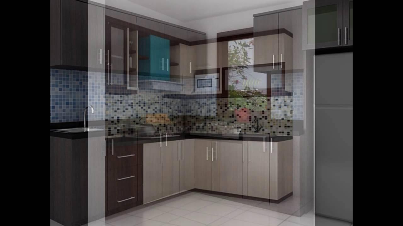 Jasa pembuatan lemari dapur kitchen set murah di bandung for Bikin kitchen set