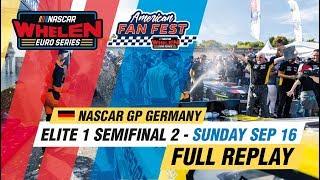 ELITE 1 Semi Final 2 | NASCAR GP GERMANY 2018