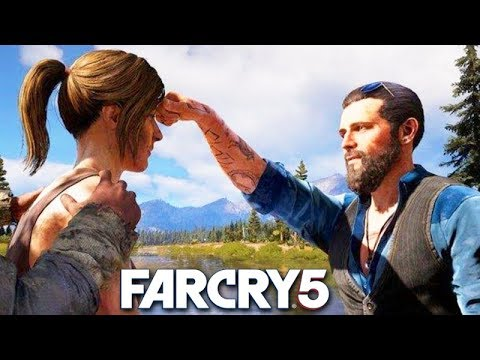 FAR CRY 5 - O FINAL ÉPICO do JOHN SEED!!!