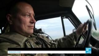En Ukraine, une drôle de guerre à Marioupol