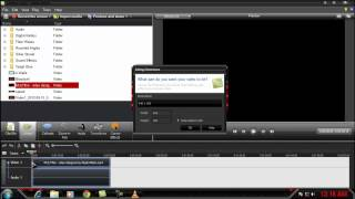 How to create intro in camtasia 7