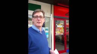 Join Mike in Edinburgh
