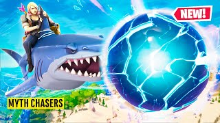 Fortnite | 20 Myths Tested! Myth Chasers Season 5