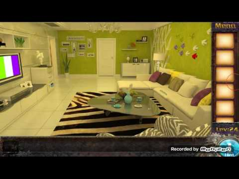 Escape Game 50 Rooms 1 Level 24 Walkthrough Youtube