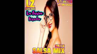 SALSA LZ DIGITAL SOUND LA FUSION PESADA DJ FRANCISCO El Alto Voltaje
