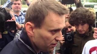 Навальный против МАСКИ в г. Химки 29.08 полная версия