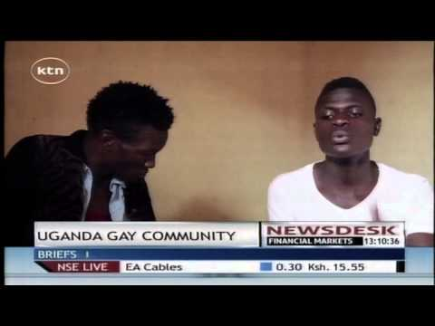 UGANDA GAY COMMUNITY: Ugandan citizens make life difficult for the gay community in the cities