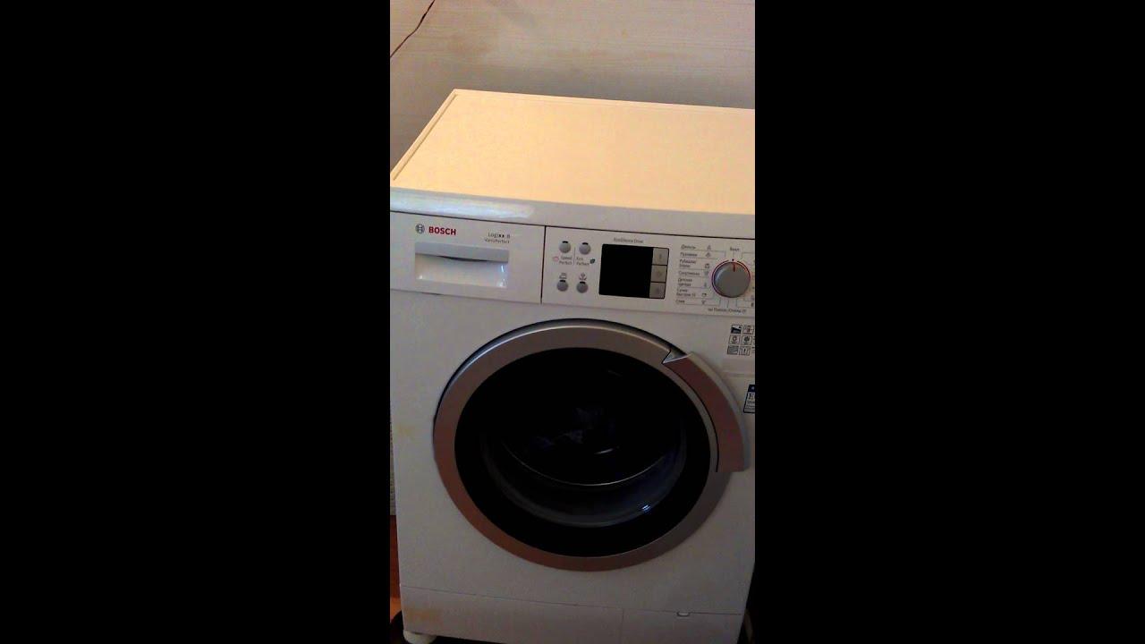 Ремонт замка дверцы стиральной машины Bosch Maxx 5 VarioPerfect .