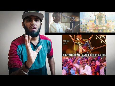Peter Beatu Yethu And Maari's Aanandhi Song Review-Adchi Thooku Vs Simtaangaran Lyrical Video Record