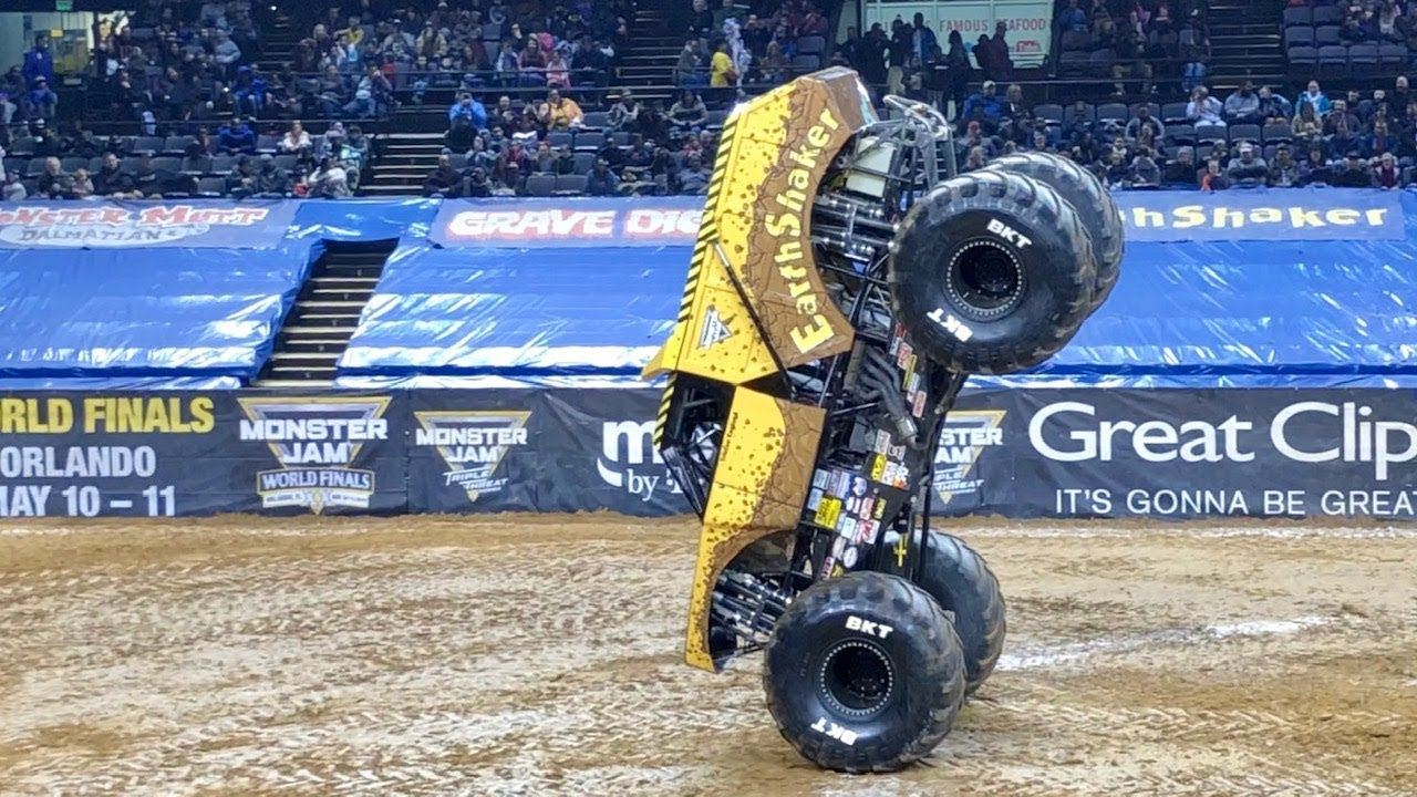 2019 Monster Jam Baltimore City Md Royal Farms Arena Youtube