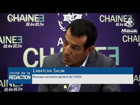 Salim Labatcha Nouveau secrétaire général de l'UGTA