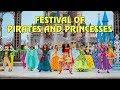Festival of Pirates and Princesses Highlights at Disneyland Paris