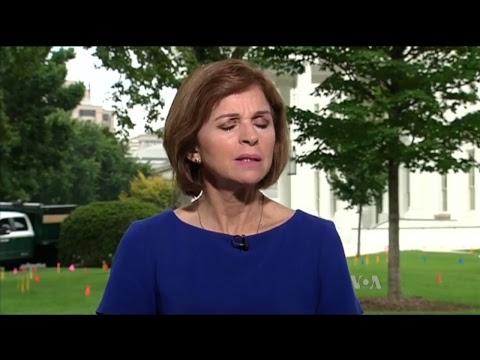 Entrevista con la directora de relaciones con los medios de la Casa Blanca, Helen Aguirre