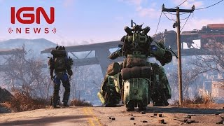 Fallout 4 Getting PC Mod Support in April, Console to Follow - IGN News