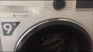 Becca reviews... The Samsung Eco Bubble Washing Machine