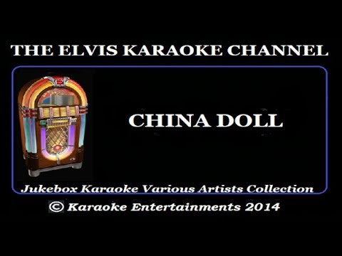 Slim Whitman Karaoke China Doll