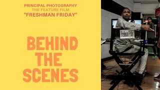 Freshman Friday | Director, Robert X. Golphin | Power 95.5 FM Radio Interview