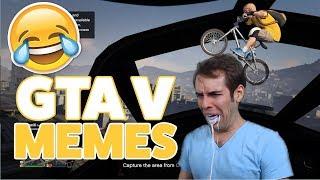 GTA 5 FAILS & EPIC MOMENTS - (Best GTA Memes, Wins & Stunts Compilation)