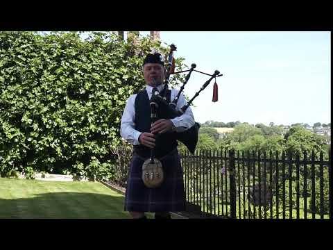 Irish Bag Pipes