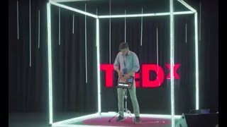How to design with light | Stefan Yazzie Herbert | TEDxDornbirn
