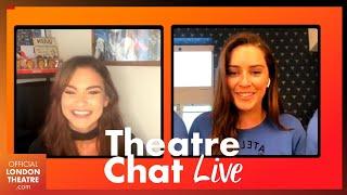 Theatre Chat Live   Ep 18 with Lucie Jones & Rhiannon Porter